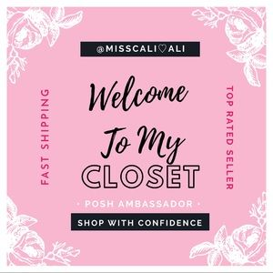 💋💕WELCOME TO MY CLOSET💕💋